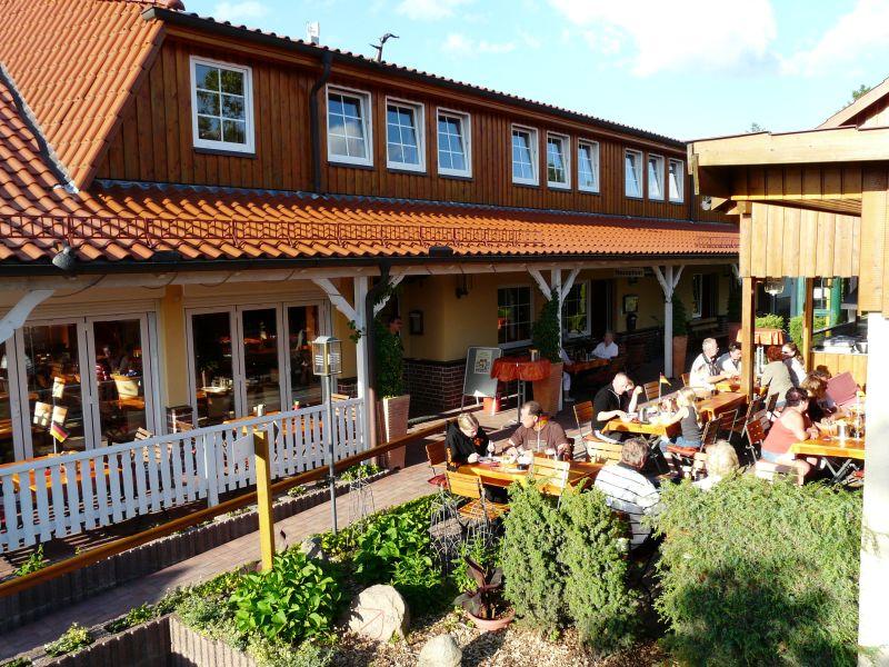 Restaurant Campingplatz Auf Dem Simpel Soltau Lüneburger Heide